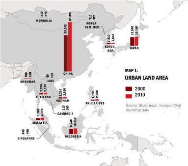 Urbanisation 1