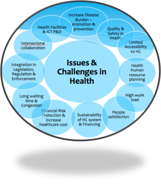 Issues & Challenges in Health