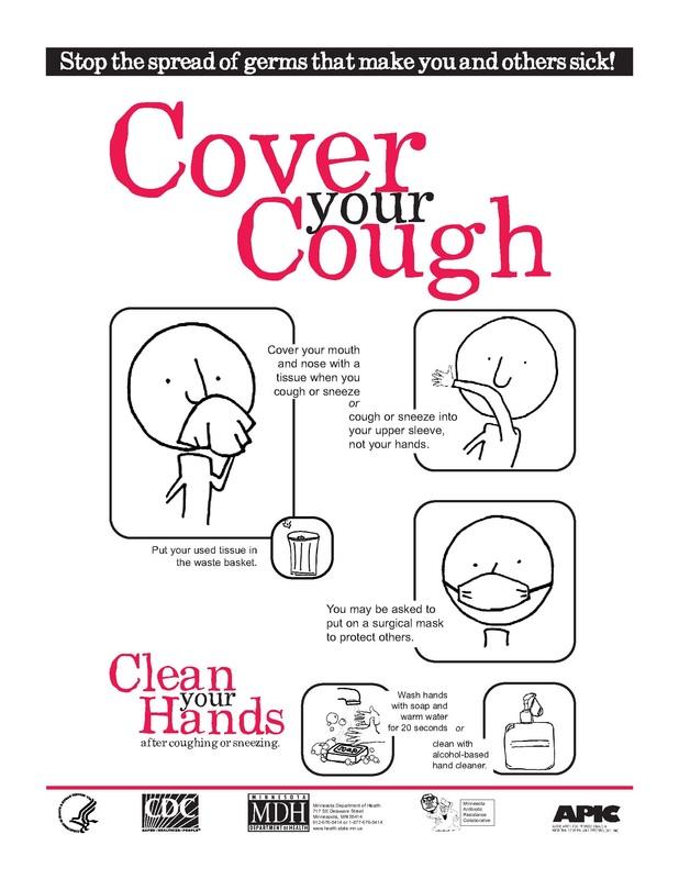 cough etiquette