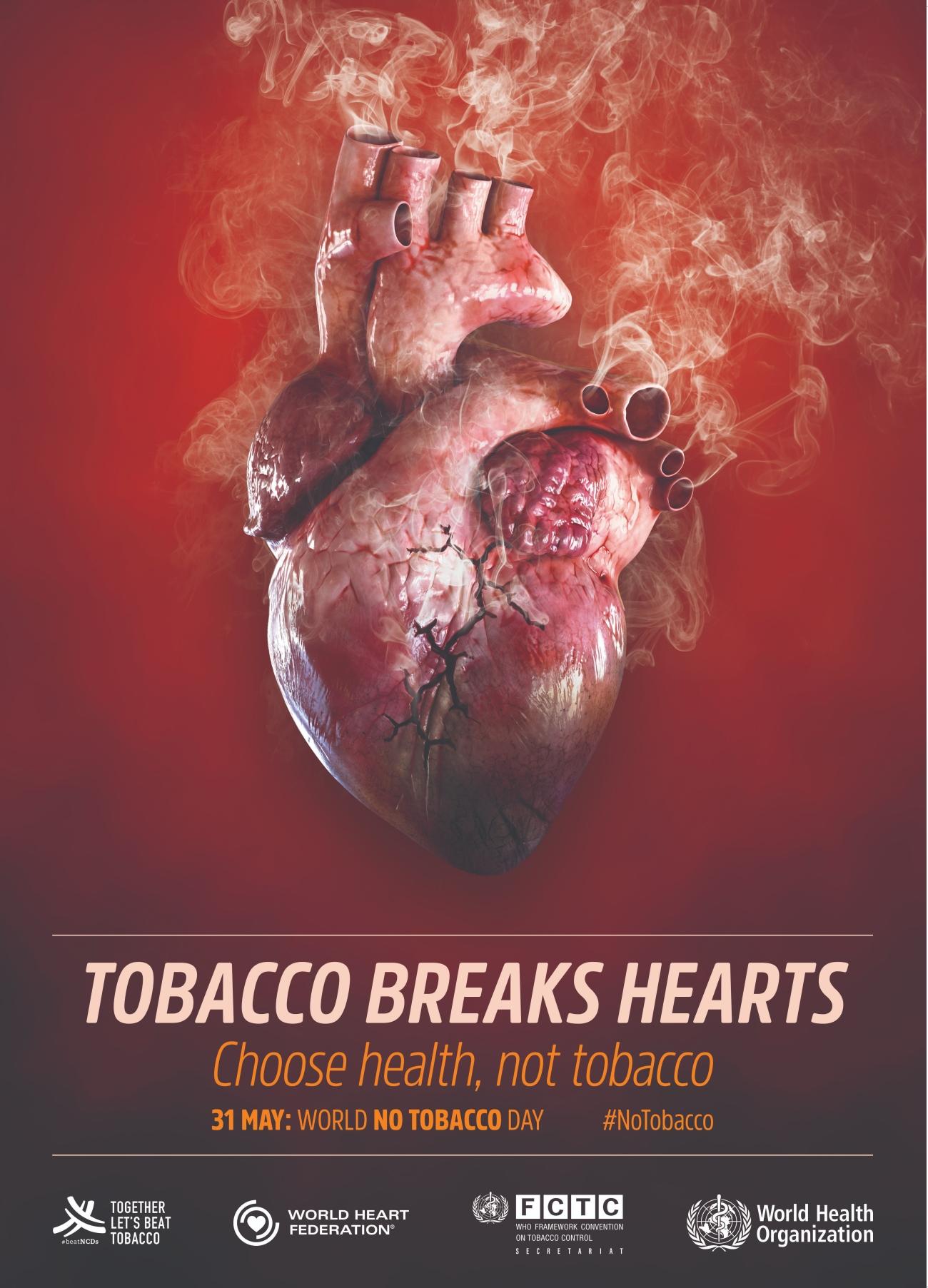 Tobacco Breaks Hearts