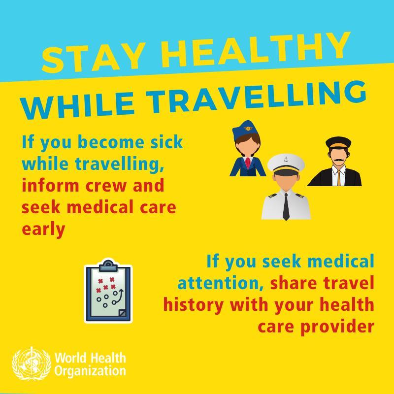 Health precaution 2