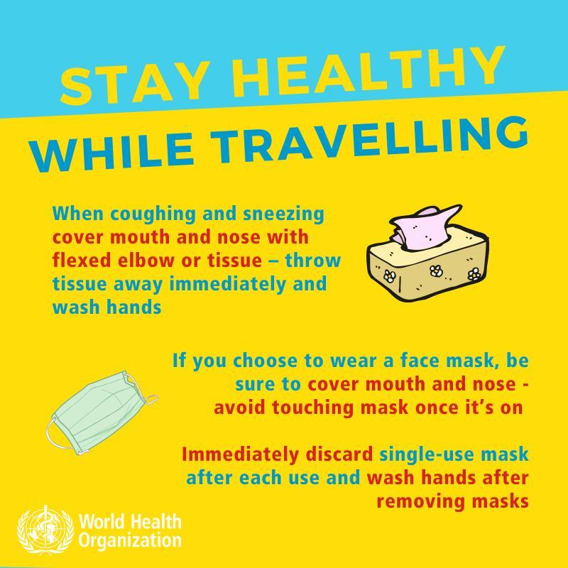 Health precaution