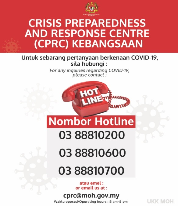 CPRC hotline