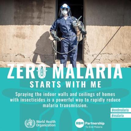 malaria insecticide