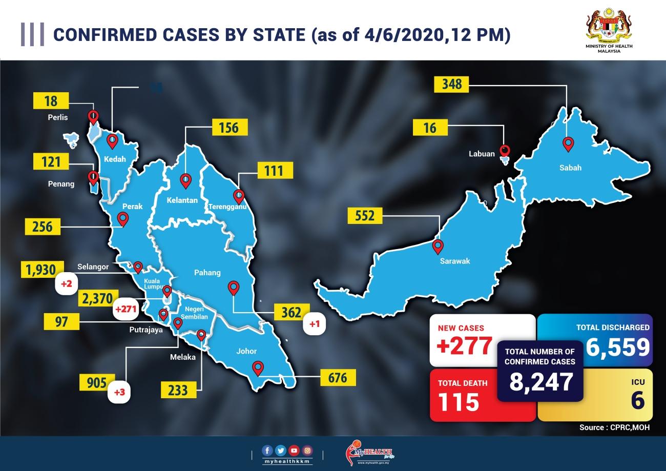 CONFIRM CASE BY STATE baru 4JUn-01