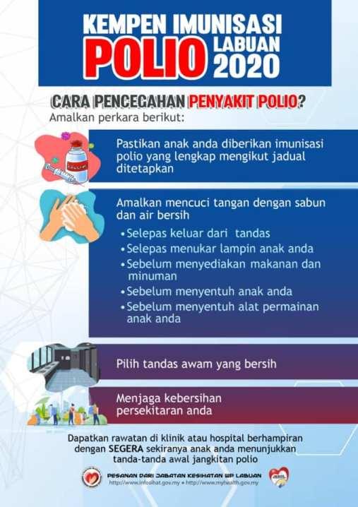 Kempen Imunisasi WP Labuan